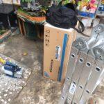Lắp đặt máy lạnh Daikin Inverter 1.5 HP tại Bicosi Tân Bình, Dĩ An, Bình Dương