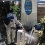 Bảo dưỡng & Lắp đặt máy lạnh - CÔNG TY TNHH XÂY DỰNG CT HOÀNG KIM